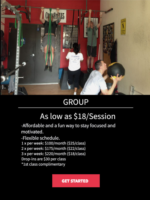 crossfit 415 group training zain elmarouk